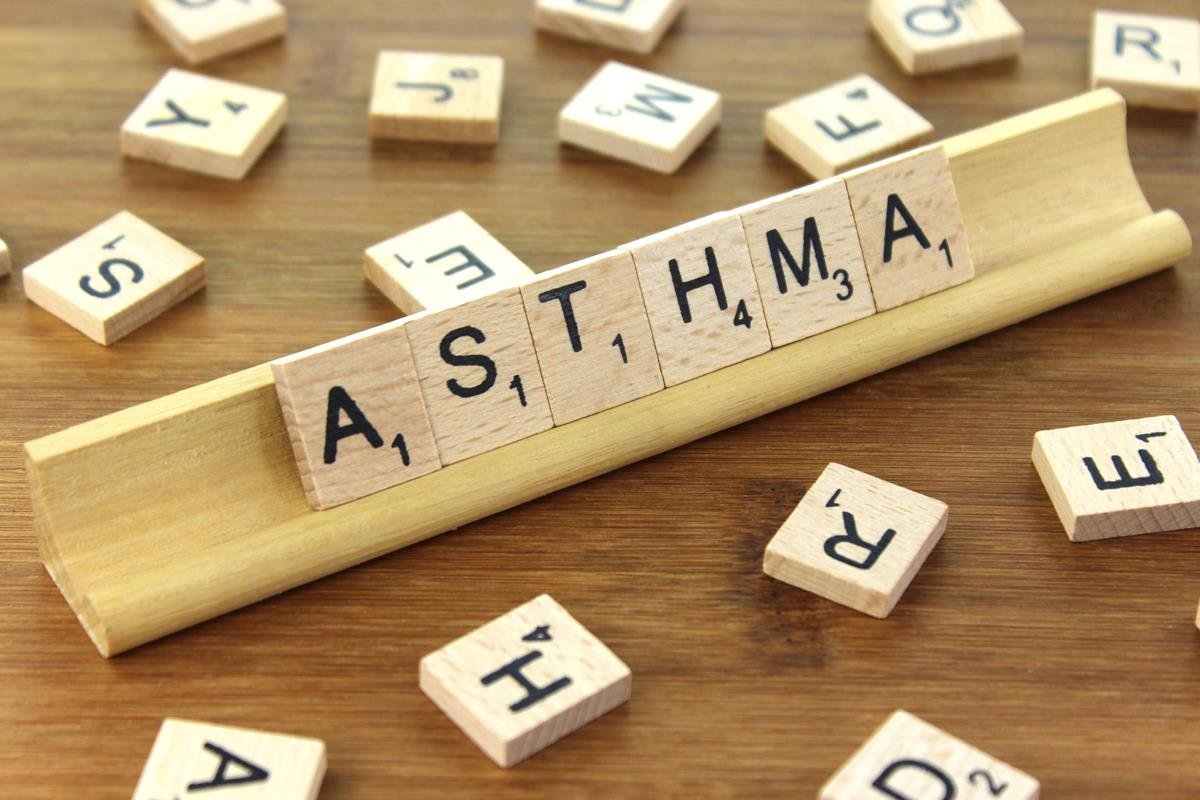 Asthma Title page